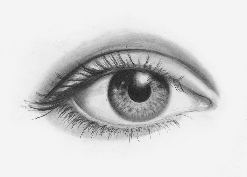 Drawing Eyes Demo, Step 3 | Lee Hammond | How to Draw Facial Features for Beginners | Artists Network