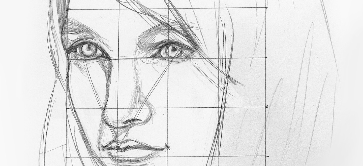 | How to Draw Facial Features with Lee Hammond, Beginner's Guide | Artists Network