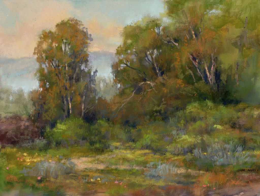 A Walk on the Wild Side by Linda Mutti | Artists Over 60 | Meet the Winners of the 2017 Over 60 Art Competition | Artists Network