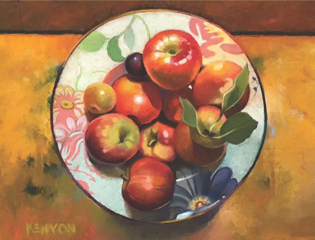 Core by Liz Kenyon | Artists Over 60 | Meet the Winners of the 2017 Over 60 Art Competition | Artists Network