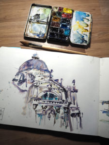 Urban Sketching 101   How to Urban Sketch?
