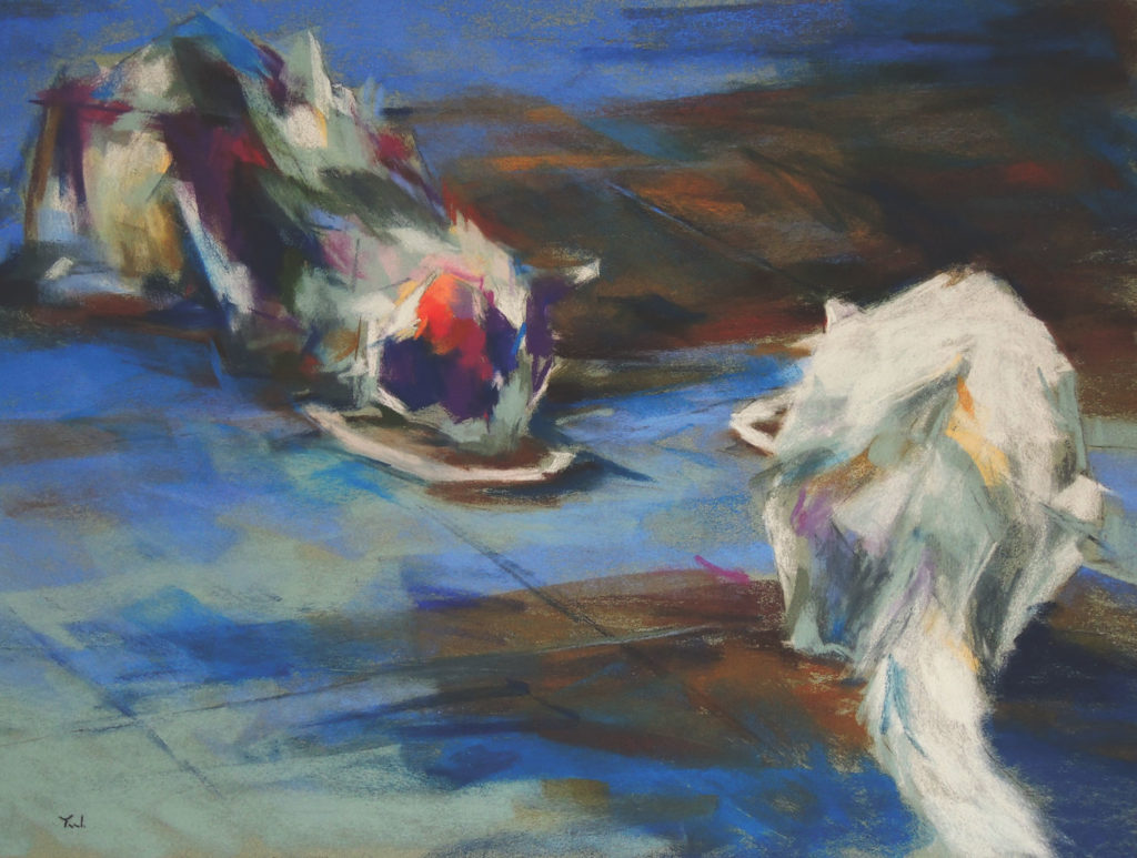 Bon Appetit, No. 3 by Yael Maimon | 20 Pastel Works and Words of Wisdom from 20 Award-Winning Artists | Artists Network