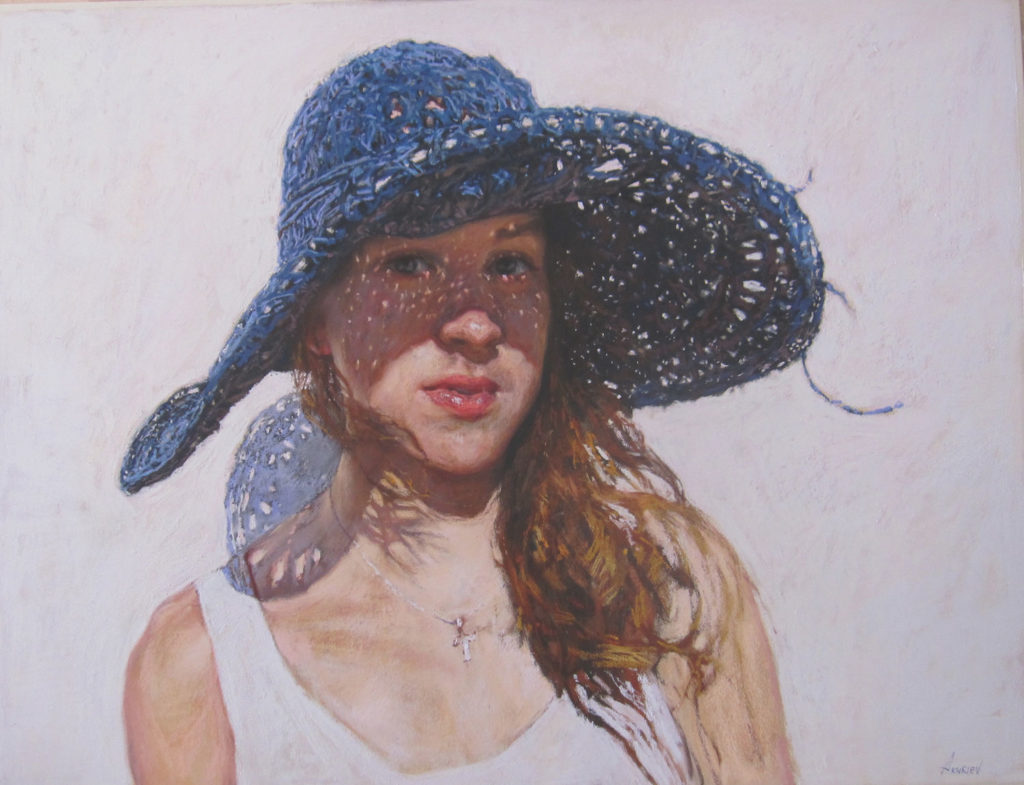 Chloe by Daud Akhriev | 20 Pastel Works and Words of Wisdom from 20 Award-Winning Artists | Artists Network