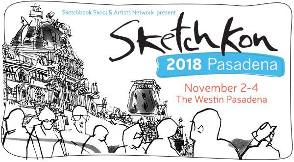 SketchKon Event