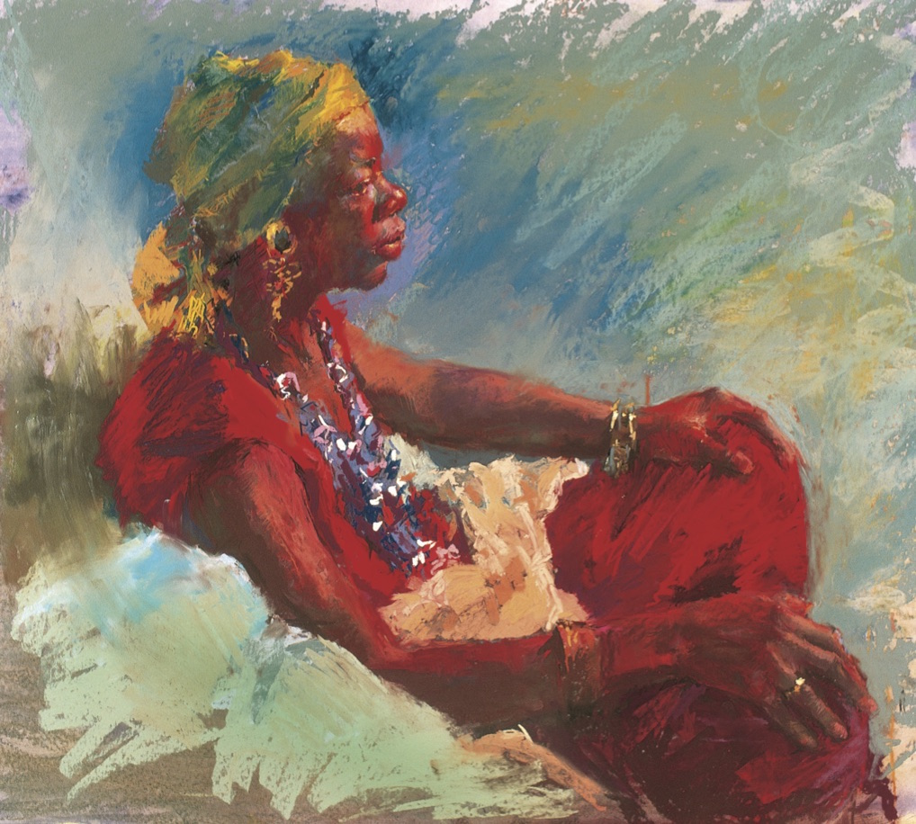Jewels by Nancy McDonald | 20 Pastel Works and Words of Wisdom from 20 Award-Winning Artists | Artists Network