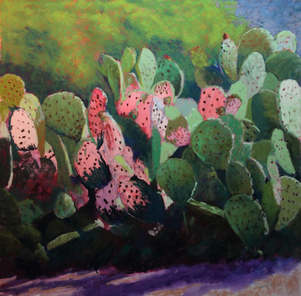 Cactus demo more greens
