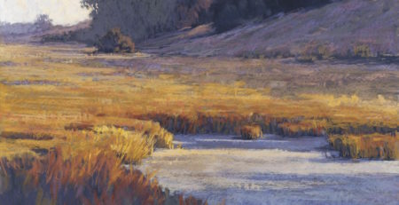 Transitory Shadows by Kim Lordier | 20 Pastel Works and Words of Wisdom from 20 Award-Winning Artists | Artists Network