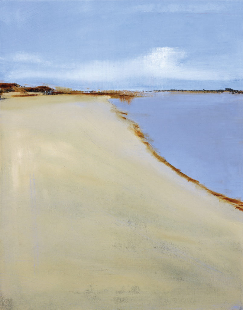 Cape Beach by Anne Packard | Anne Packard's Ethereal Landscapes | Where Image and Imagination Merge | Artists Network