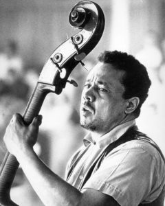 Charles Mingus (Photo by Bettman/Getty Images) | Art Studio Playlists | Finding the Perfect Songs for Your Creative Process