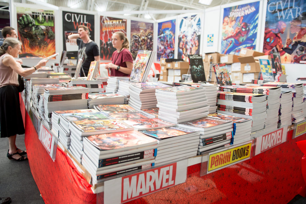 Photo by Ollie Millington/Getty Images | How Marvel Editor and Painter Worked Together on project for Marvel Entertainment | Artists Network