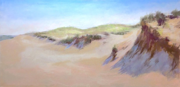 Pastel painting by Jeanne Rossier Smith