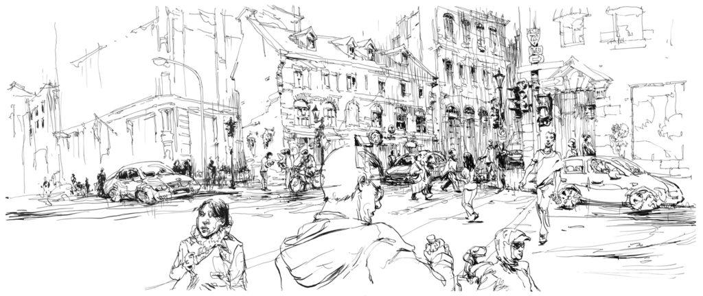 Urban Sketching 101 Freemium