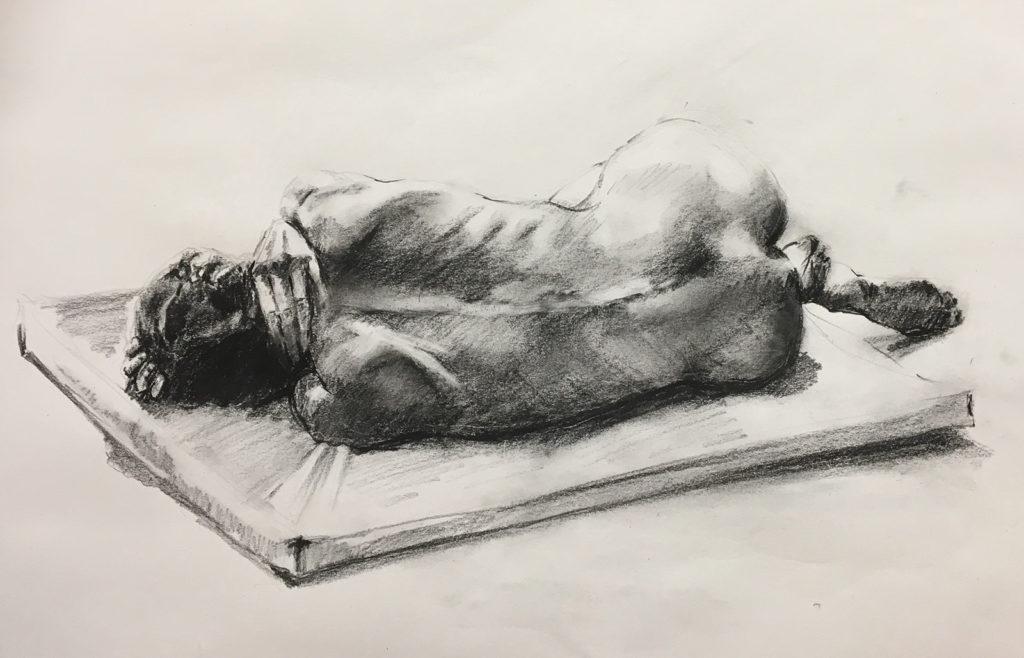 Ruth Buchanan sketch