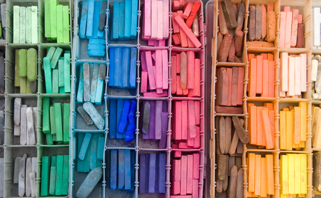 Photo of Pastels by Getty Images | 5 Pastel Color Palettes for 5 Floral Favorites | Artists Network