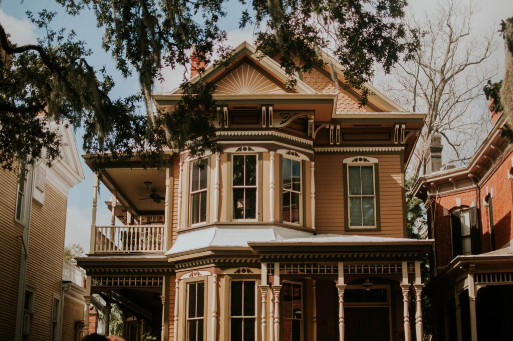 Preserved historic homes or open houses are a great way to get a peek in places you might not always go and get a sketch in as well. Photo by Jessica Furtney on Unsplash