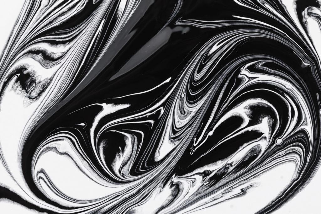 Mixing black