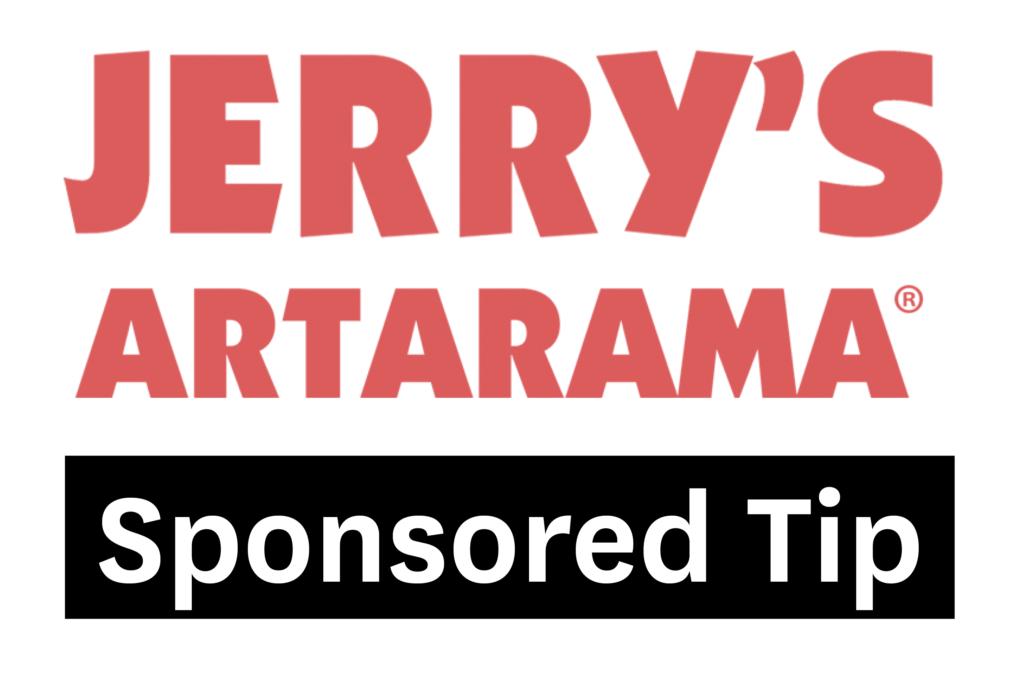 sponsored by jerrys artarama