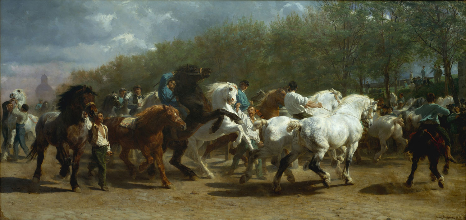 Rosa Bonheur | The Most Famous Female Artist of the 19th Century