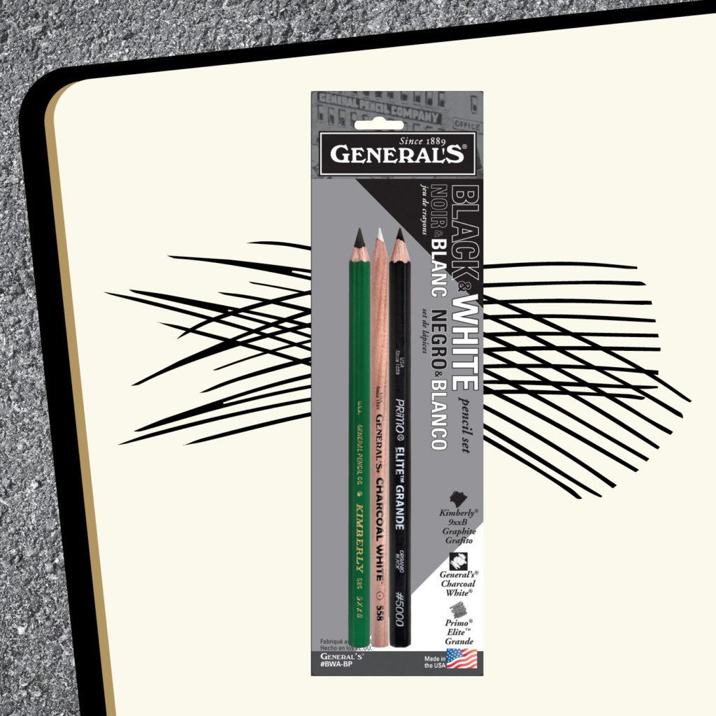sketching supplies general pencil