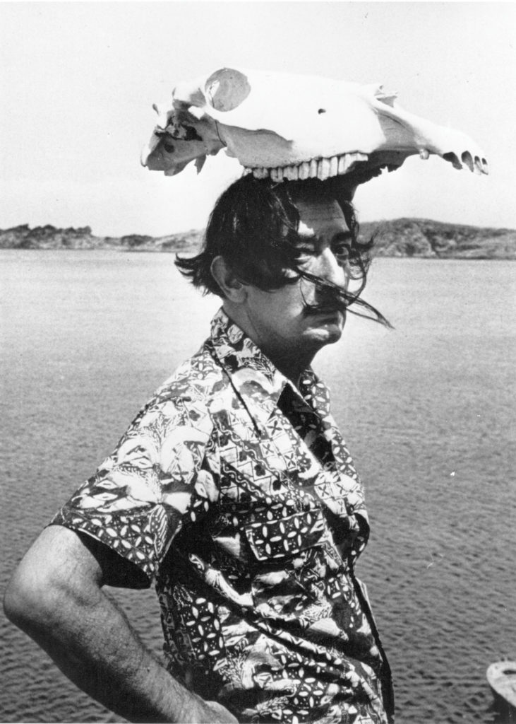 Salvador Dalí once said that the constant tragedy of life is fashion. Does that make him a fashion don't or a fashion do? Hulton Archives / Stringer / Getty Images