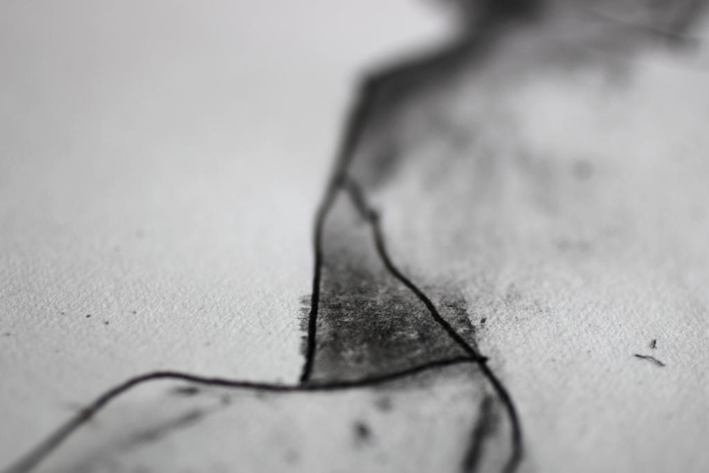 After erasing.