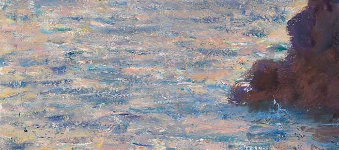 old masters paintings monet close up 2