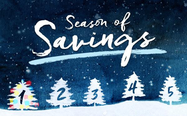 Season of Savings 2019 - 01