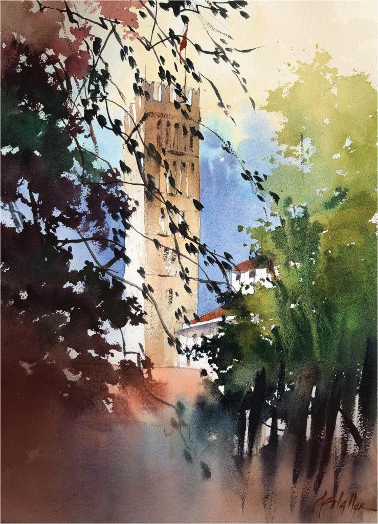 , View, React, Interpret with Artist Thomas Schaller