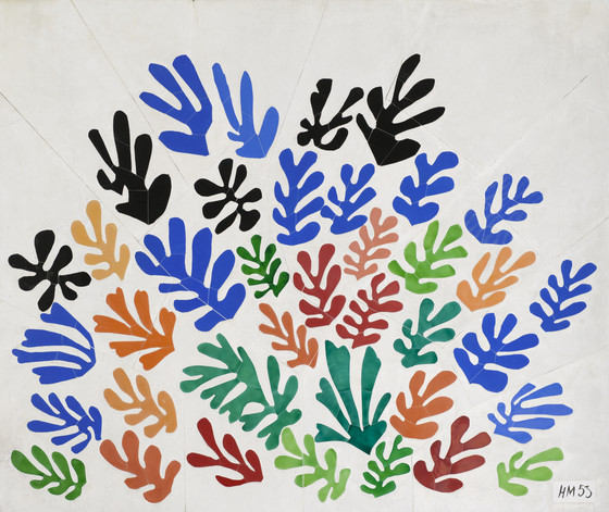 La Gerbe by Henri Matisse, 1953