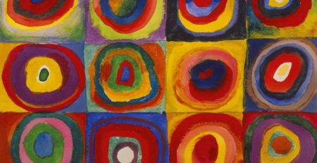 what is abstract art kandinsky