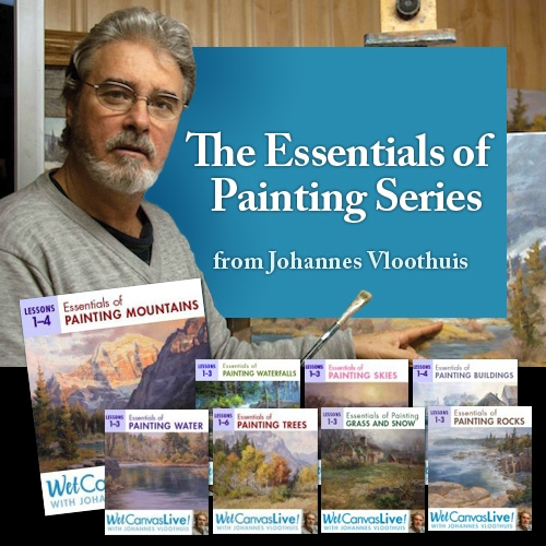 The Essentials Of Painting Series From Johannes Vloothuis 2 image