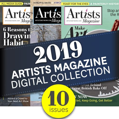 Artists Magazine 2019 Annual Digital Collection image