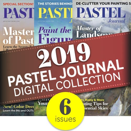 Pastel Journal 2019 Annual Digital Collection image
