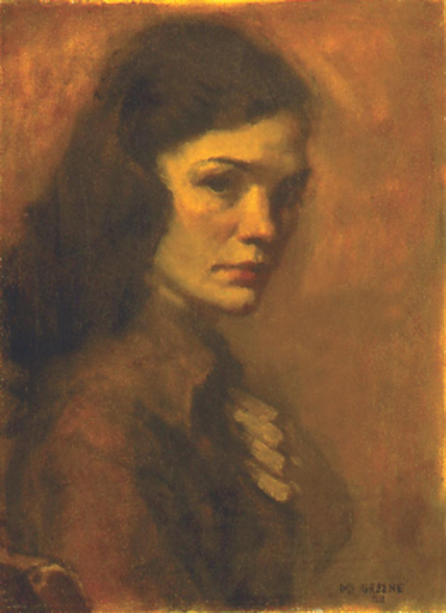 Daniel Greene | Portraiture | Portraits | Oil Painting | Artists Network