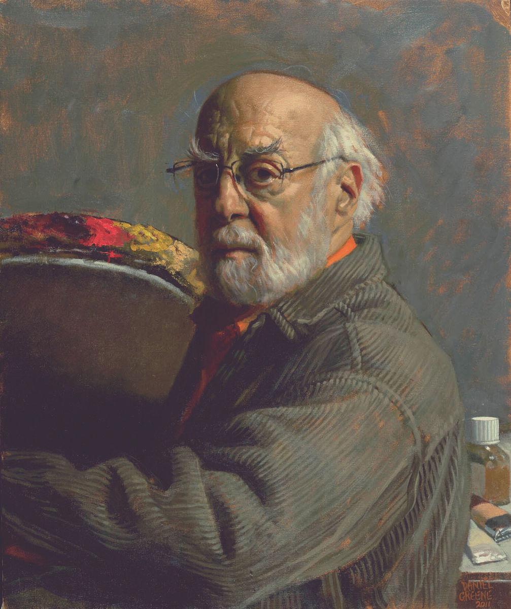 Oil Painting | Daniel Greene | Portraiture | Portraits | Artists Network