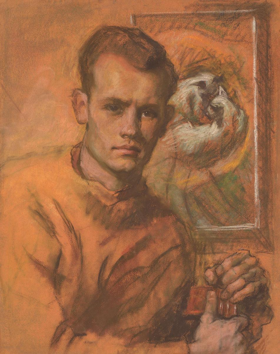 Daniel Greene | Portraiture | Portraits | Pastel | Artists Network